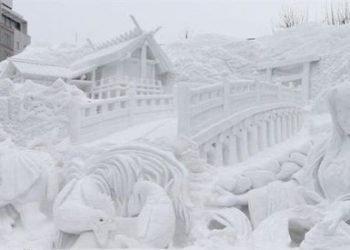 altra-ondata-di-maltempo-in-giappone,-neve-a-sapporo-e-nel-nord-di-honshu