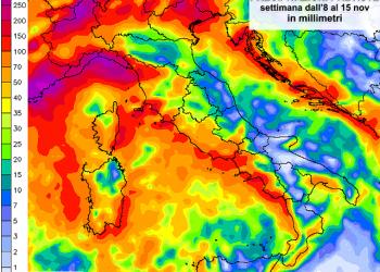 ancora-maltempo-in-settimana:-pericolo-eccessive-piogge,-ecco-dove