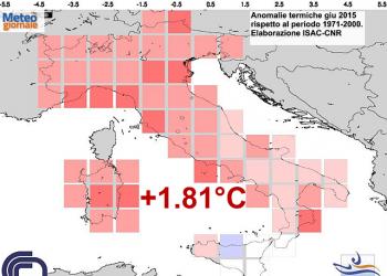 clima-italia:-giugno-2015-fra-i-piu-caldi,-anomalia-di-quasi-2-gradi