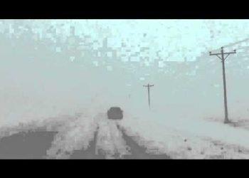 """whiteout!-la-tempesta-di-neve-perfetta,-video-""""live""""-dall'oklahoma!"""