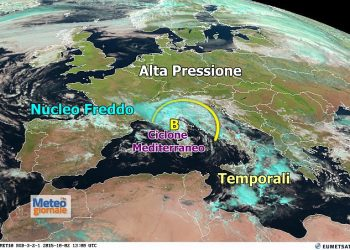 ciclone-mediterraneo-agli-sgoccioli,-ma-nel-week-end-nuova-perturbazione