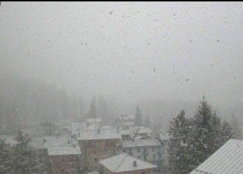 inizia-il-peggioramento-del-primo-maggio,-primi-forti-temporali-e-nevicate-sul-piemonte