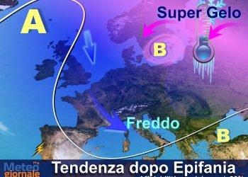 dopo-epifania,-meteo-inclemente,-con-possibilita-di-freddo-e-neve-su-mezza-italia