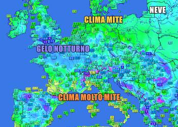 europa,-cenni-di-cambiamento-meteo.-ancora-clima-mite,-ma-irruzione-fredda-alle-porte