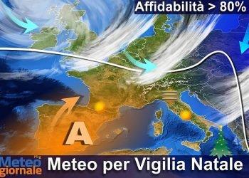 meteo-natale:-super-anticiclone.-poi-prove-di-inverno-e-freddo