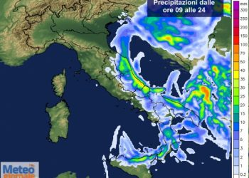 capitolo-maltempo:-oggi-italia-letteralmente-spaccata-in-due-dalle-piogge