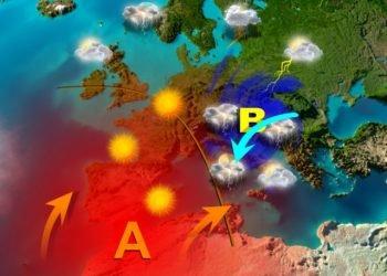 peggioramento-meteo:-perturbazione-spazzera-via-l'estate,-poi-potrebbe-tornare-l'anticiclone-caldo
