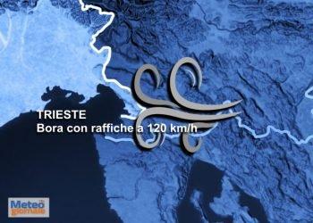 meteo-trieste:-bora-a-120-km-orari.-stamattina,-burrasca-anche-in-venezia-giulia