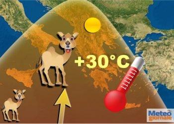 caldo-eccezionale-nel-sud-della-grecia,-raggiunti-i-primi-+30°c-del-2016-sul-suolo-europeo