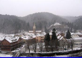 meteo-liguria:-rischio-neve-fin-su-genova.-scatta-allerta-gialla-in-riviera