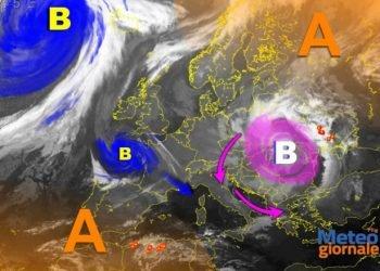 """spettacolo-""""meteosat"""":-vortici-ciclonici-assediano-l'europa-e-minacciano-l'italia"""