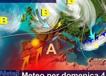 dopo-weekend-condizioni-meteo-avverse-in-buona-parte-d'italia,-con-temporali-e-calo-termico