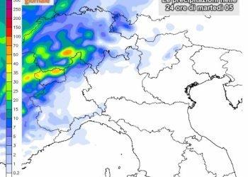 peggioramento-meteo-su-estremo-nordovest-con-piogge-e-neve-su-alpi