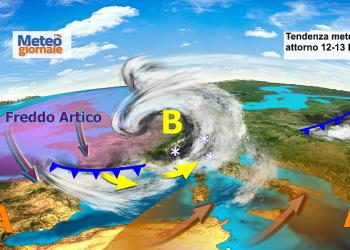 meteo-febbraio-sara-svolta,-maltempo-dal-weekend:-viavai-di-perturbazioni-sull'italia