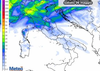 evoluzione-meteo-della-giornata:-rischio-forti-piogge-e-temporali.-ecco-dove