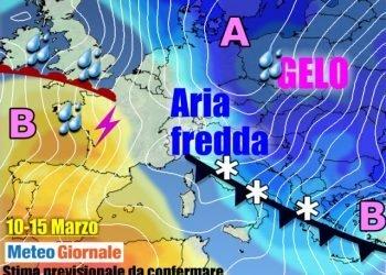 meteo-8-14-marzo:-ondate-di-maltempo,-con-brusche-variazioni-di-temperatura