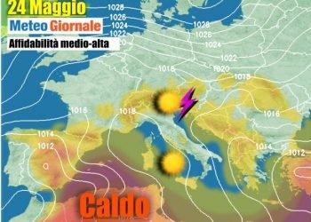meteo-sino-30-maggio:-in-arrivo-anticiclone-e-primo-vero-caldo