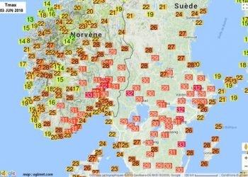 meteo-estremo-in-europa:-in-scandinavia-caldo-anomalo