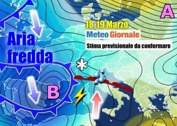 meteo-17-23-marzo:-freddo-con-maltempo-che-portera-temporali,-grandine-neve