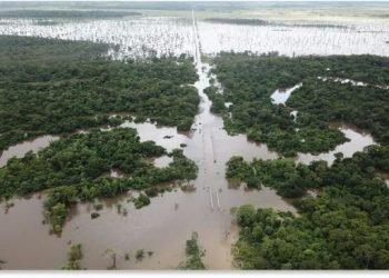meteo-avverso-in-paraguay,-alluvioni-e-forte-aumento-del-livello-dei-fiumi