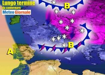 meteo-italia-sino-al-6-dicembre,-irruzione-artica-con-neve-in-varie-regioni