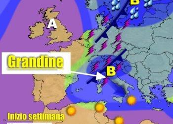 meteo-7-giorni:-ondata-di-temporali,-peggiora-domenica-sera-al-nord-ovest