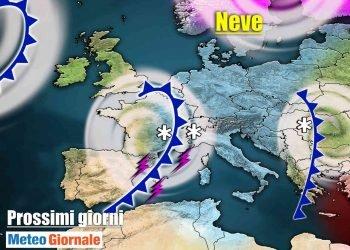 meteo-7-giorni:-breve-tregua,-ma-giovedi-irrompe-nuova-perturbazione