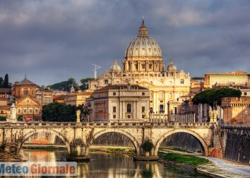 meteo-roma:-bel-tempo-martedi,-forte-tramontana.-peggiora-mercoledi,-nuovi-acquazzoni