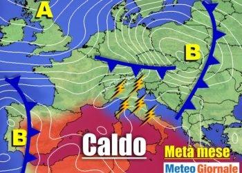 meteo-15-giorni,-tra-assaggi-d'estate-e-burrasche-temporalesche