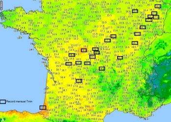 meteo-francia:-una-notte-caldissima-con-temperature-minime-record