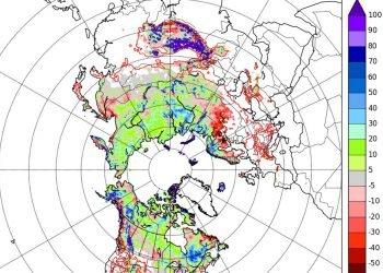 ghiacci-polari-e-innevamento-emisfero-nord:-il-punto-della-situazione-sulla-crisi-climatica