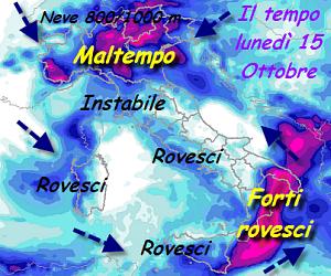 e'-tornato-il-maltempo:-freddo-al-nord-e-neve-sui-monti,-forti-precipitazioni-all'estremo-sud