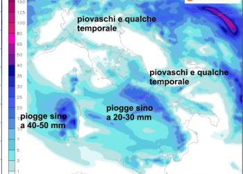 nuova-perturbazione-sull'italia,-piogge-su-tirreniche-e-la-sardegna