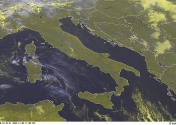italia-baciata-dal-sole,-ma-ad-ovest-avanzano-le-prime-insidie