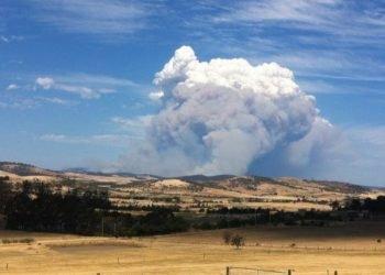 australia-sud-orientale:-caldo-sempre-piu-intenso,-incendi-incontenibili