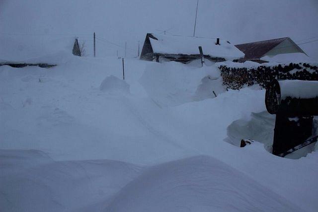 eccezionali nevicate in jacuzia la terra del grande gelo siberiano foto 45194 1 4 - Eccezionali nevicate in Jacuzia, la terra del grande gelo siberiano. FOTO
