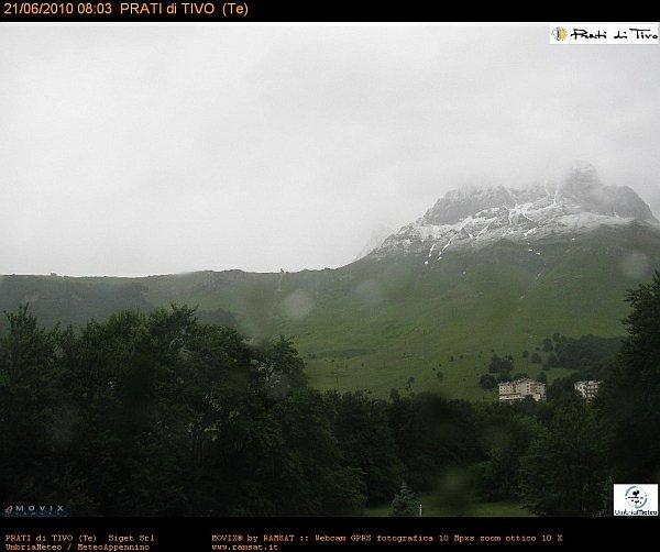 freddo e neve fuori stagione il solstizio estivo del 2010 38893 1 1 - Freddo e neve fuori stagione, il particolare solstizio estivo del 2010