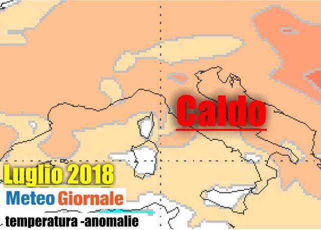 meteo estate 2018 previsioni modello matematico europeo 50966 1 4 - Centro Meteo europeo, Estate 2018 con CALDO, e inizia subito FORTE