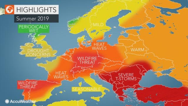 meteo estate europa italia secondo accuweather ecco come sara 58612 1 1 - Meteo Estate previsioni Accuweather, focus ITALIA ed Europa