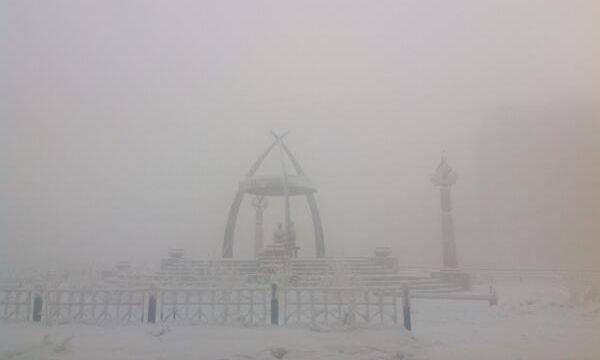 record freddo siberia artico norilsk meno 40 gradi 30617 1 1 - Record stagionale di freddo in Siberia. Nell'artico Norilsk sfiora i -40 gradi
