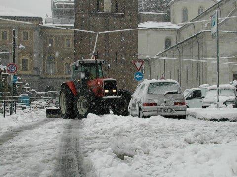 immagine 1 del capitolo 1 del reportage una nevicata daltri tempi nella torino olimpica
