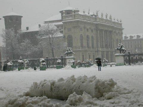 immagine 2 del capitolo 1 del reportage una nevicata daltri tempi nella torino olimpica
