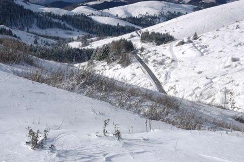 immagine 2 del capitolo 2 del reportage snow report dal monte grappa